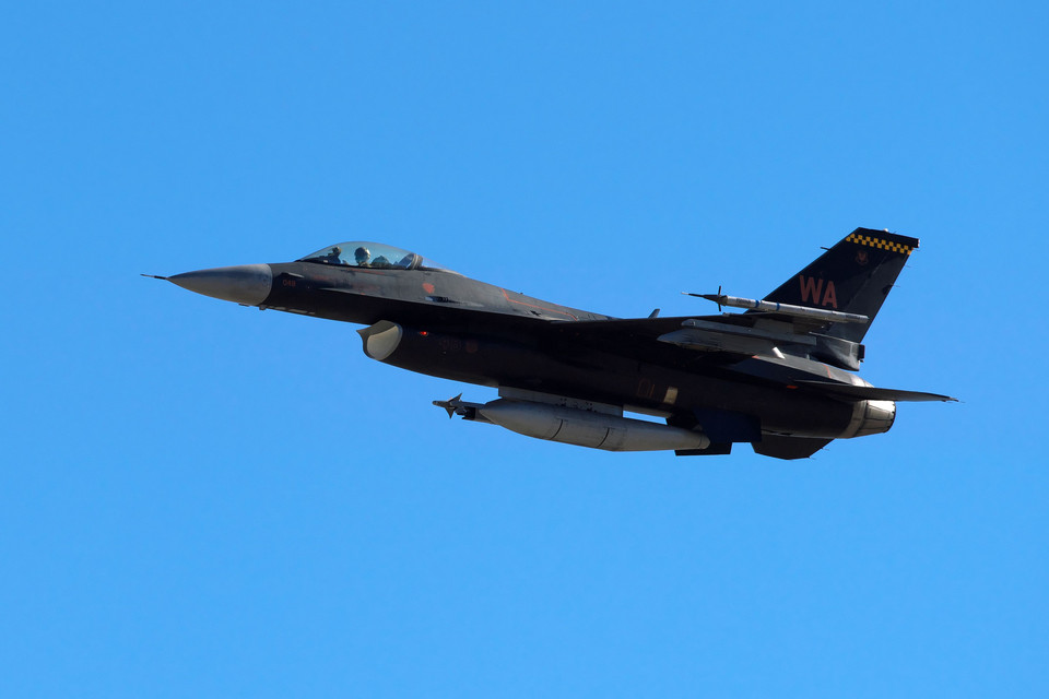 Nellis Air Force Base Red Flag 20-1 その22