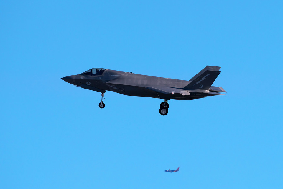 Nellis Air Force Base Red Flag 20-1 その28