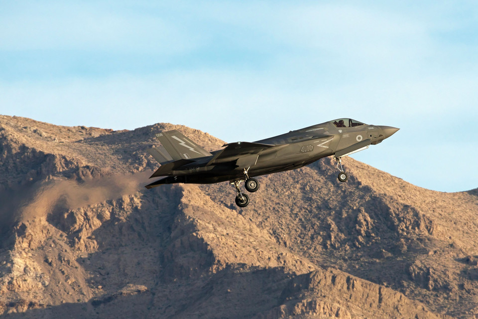Nellis Air Force Base Red Flag 20-1 その66
