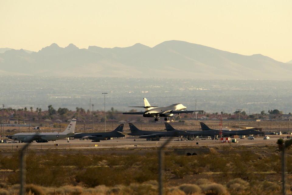 Nellis Air Force Base Red Flag 20-1 その68