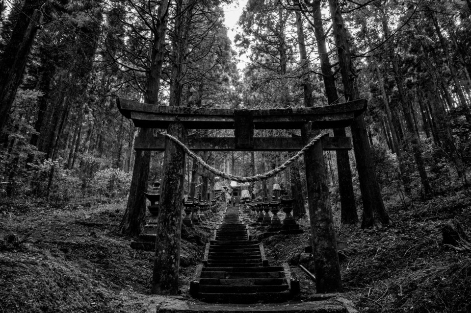Kami-shikimi Kumano-imasu Shrine
