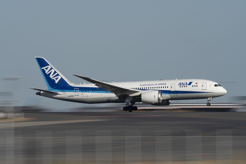 BOEING 787 DREAM LINER
