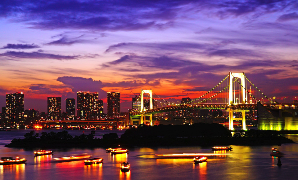 Odaiba Romantic Night