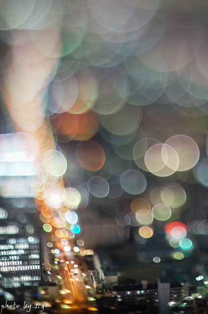 Bokeh ~Nagoya City~