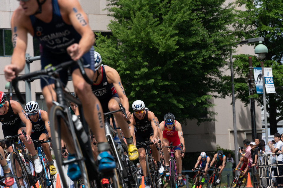 World Triathlon Series Yokohama
