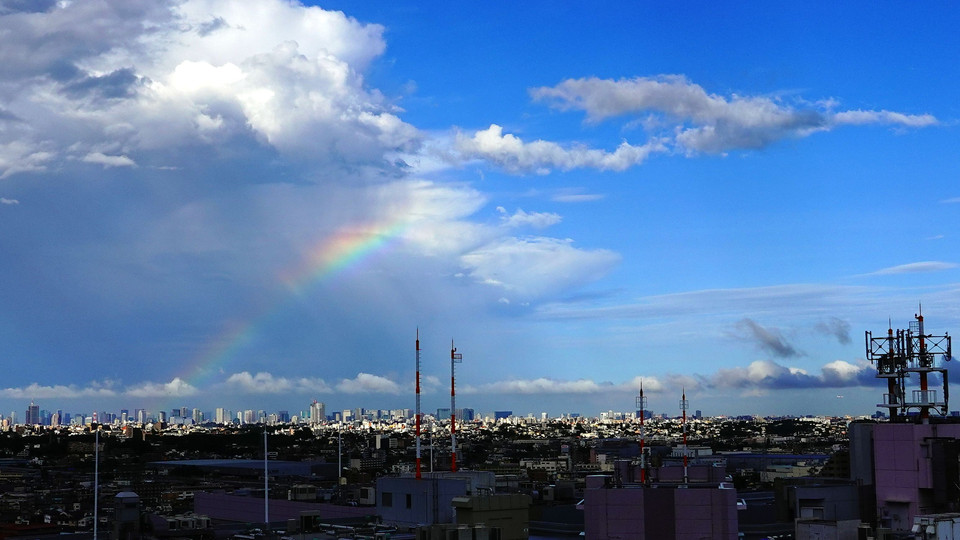 Welcome to Rainbow Tokyo.