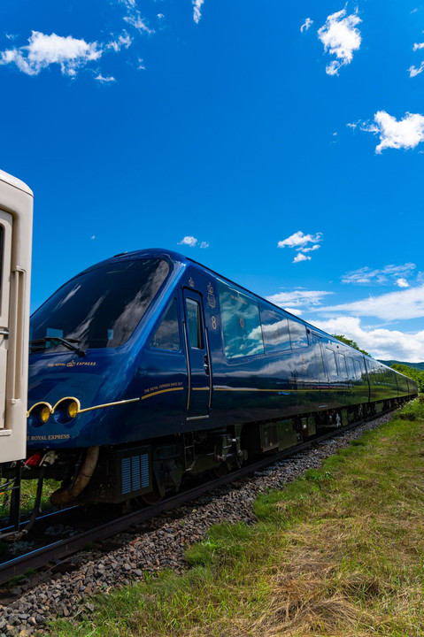 The Royal Express HOKKAIDO CRUISE TRAIN