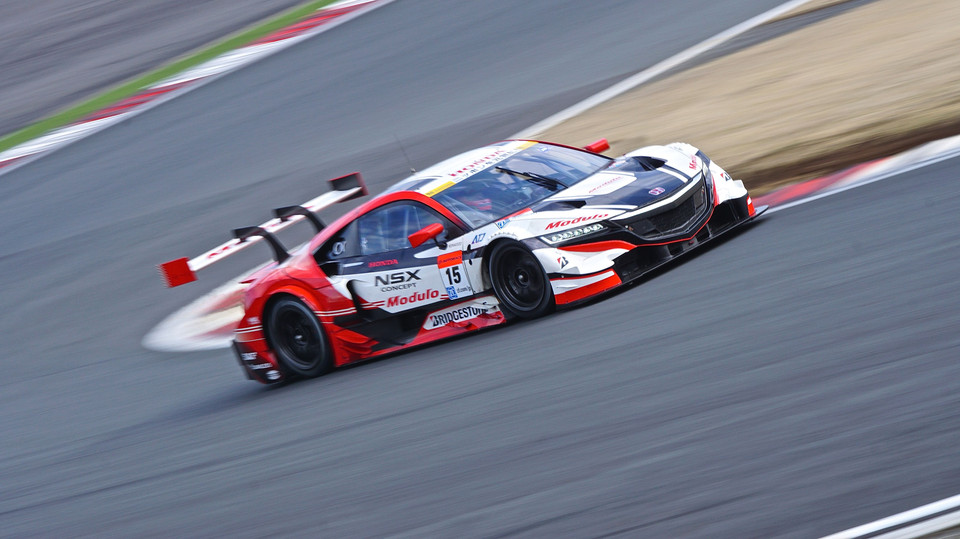 2016 Fuji SuperGT Test