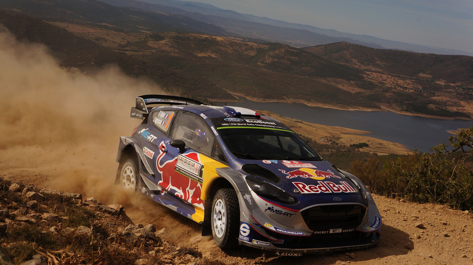 WRC Rally Italia Sardegna 2017 Saturday 午前