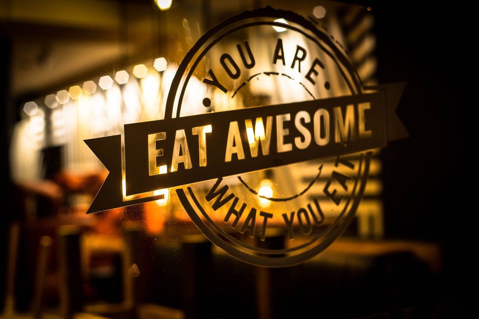 EAT AWESOME