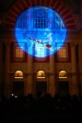 Fly to the moon for Projection mapping