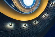 Spiral Staircase #7 -In Nerima-