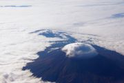 Mount Fuji from the sky oct.21