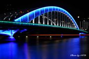 Beautiful Blue Bridge