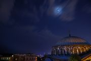 moon in Istanbul