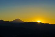 SUNSET×Mt.FUJI