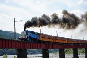 Thomas the Tank Engine Set to Run in Shizu
