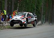 2017 Rally Finland TOYOTA