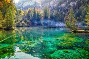 欧州の旅〜Blausee in Switerland 〜