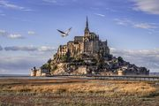 〜欧州の旅〜Le Mont saint michel in France